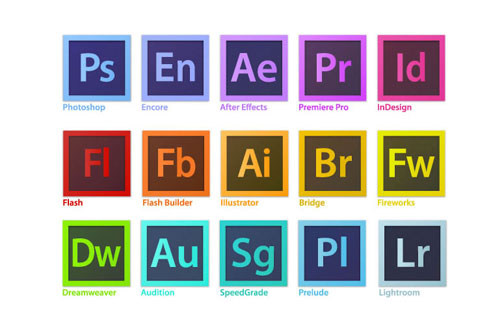 Adobe Creative Suite (Photoshop, Lightroom)